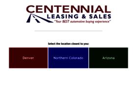 centleasing.com
