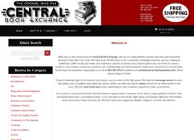 central-bookexchange.com