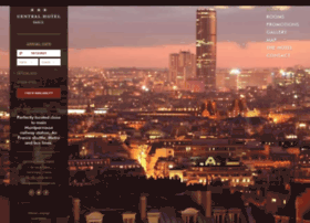 central-hotel-paris.com