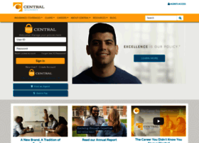 central-insurance.com