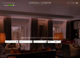 central-london-apartments.com