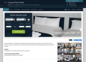 central-park-hotel-london.h-rez.com