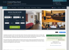 Central-plaza-zurich.hotel-rez.com