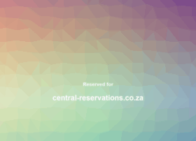 central-reservations.co.za