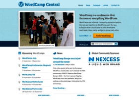 central.wordcamp.org