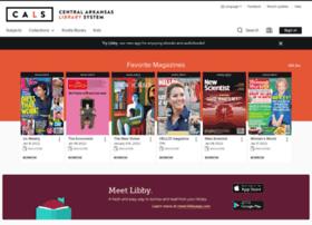 centralarkansas.libraryreserve.com