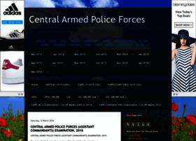 centralarmedpoliceforces.blogspot.in