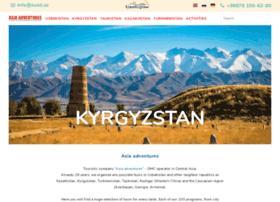 centralasia-adventures.com