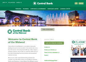 centralbankmidwest.net