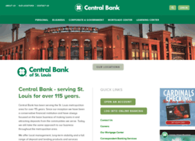 centralbankstl.net