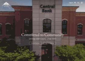 centralbankutah.com