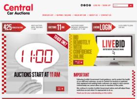 centralcarauctions.com