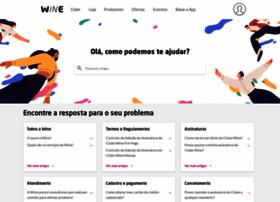 centraldeatendimento.wine.com.br