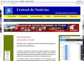 centraldenoticiavenezuela.blogspot.com