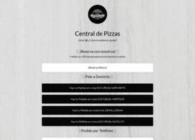 centraldepizzas.com