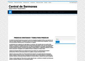 centraldesermones.com