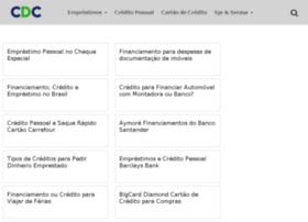 centraldocredito.com