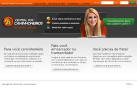 centraldoscaminhoneiros.com