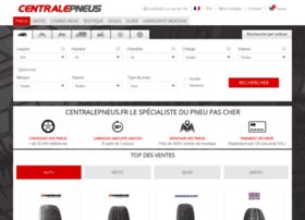 centralepneus.fr
