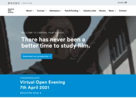 centralfilmschool.com
