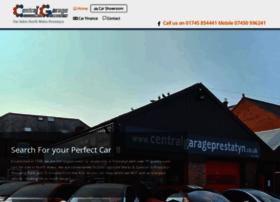 centralgarageprestatyn.co.uk