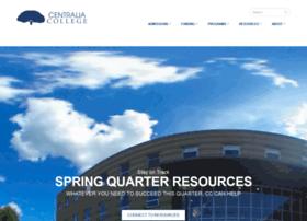 centralia.edu