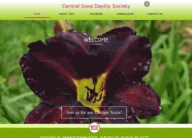 centraliowadaylilysociety.com