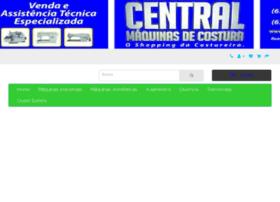 centralmaquinasdecostura.com.br