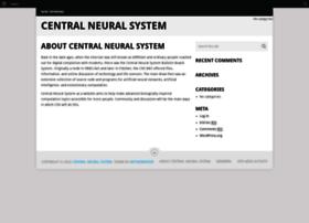 centralneuralsystem.com