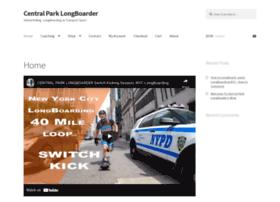 centralparklongboarder.com
