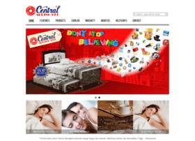 centralspringbed.co.id