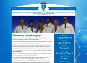 centralsurgicalassociates.com