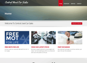 centralusedcarsales.co.uk