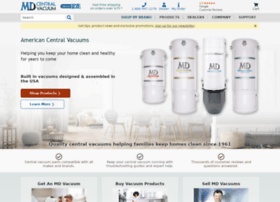 centralvacuum.com
