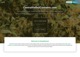 centralvalleycannabis.com