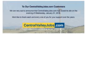 centralvalleyjobs.com