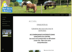 centre-equestre-chateaubourg.com
