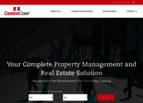 centrecorp.com