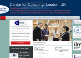 centreforcoaching.com