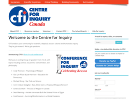 centreforinquiry.ca