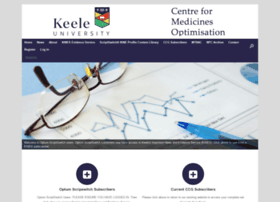 centreformedicinesoptimisation.co.uk