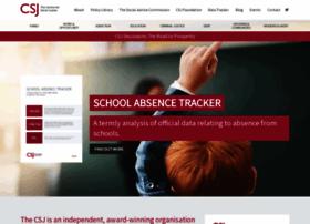 centreforsocialjustice.org.uk