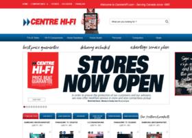 centrehifi.com