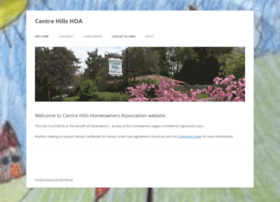 Centrehillshoa.com
