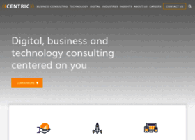 centricconsulting.com