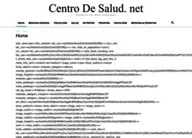 centrodesalud.net