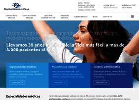 centromedicoelpilar.com
