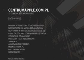 centrumapple.com.pl