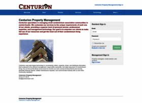 centurion.managebuilding.com