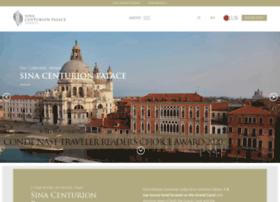 centurionpalacevenezia.com